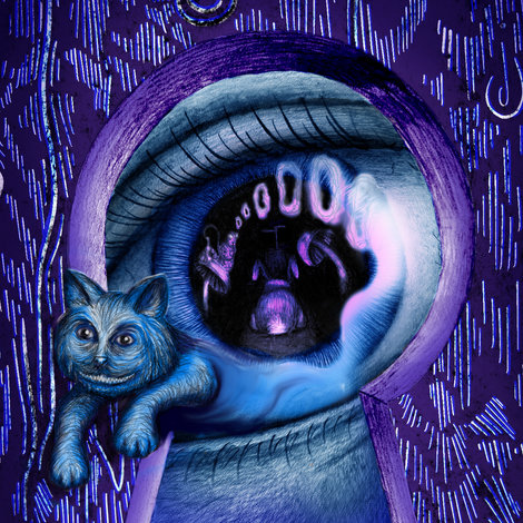 'Alice In Wonderland' - Lewis Carroll