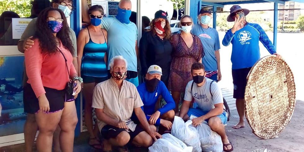 Earth Week - Street and Beach Cleanup