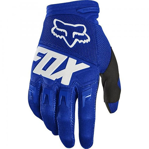 GUANTES FOX DIRTPAW AZUL