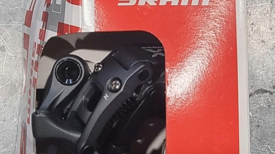 Cambio Sram X7 10 velocidades