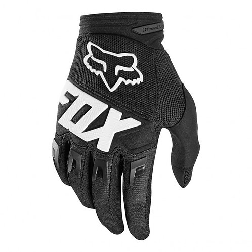 GUANTES FOX DIRTPAWNEGRO