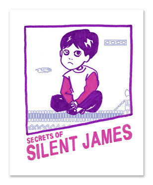 Secrets of Silent james illustrated memoir.