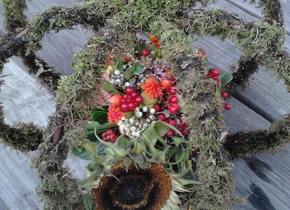 workshop herfst kroon