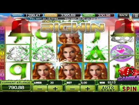 Tips Main Irish Luck di 918Kiss Malaysia