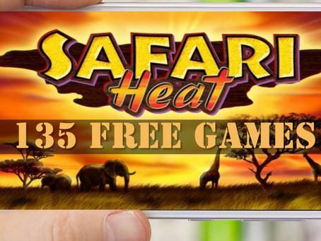 918kiss Slot Game: Safari Heat & Panther Moon