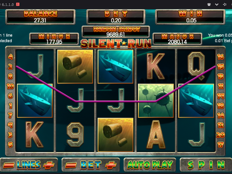 Tips Main Mega888 Silent Run