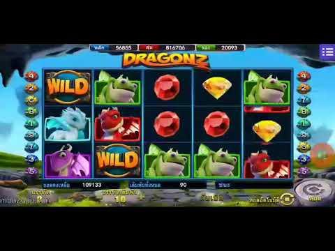 Dragonz Mega888