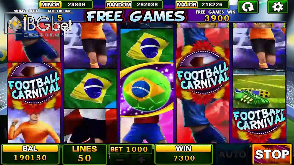 Football Carnival 918Kiss/SCR888