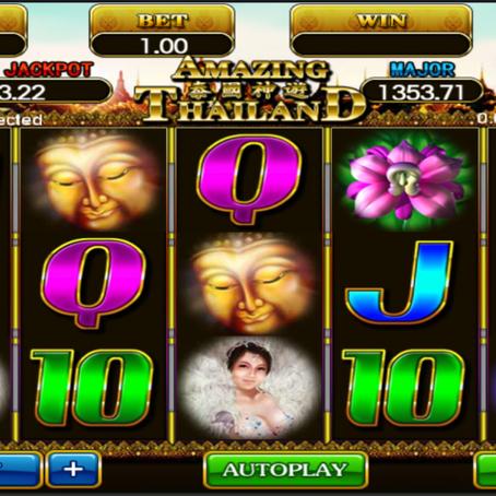 Tips Main Amazing Thailand Mega888