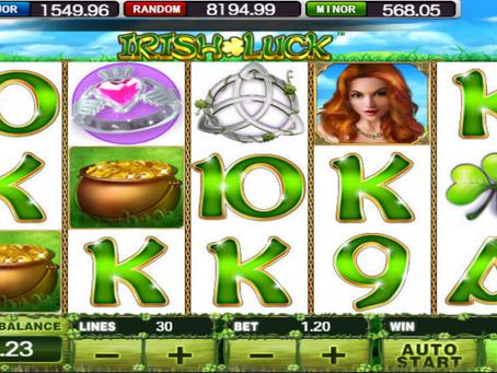 Tips Main Irish Luck 918Kiss/SCR888