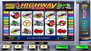 Highway King Mega888