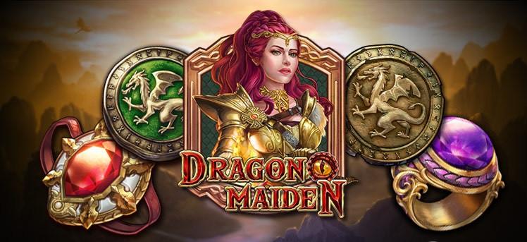 Dragon Maiden 918Kiss