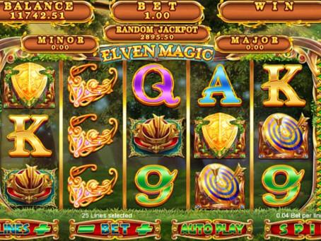 Panduan Main Elven Magic Mega888 Slot