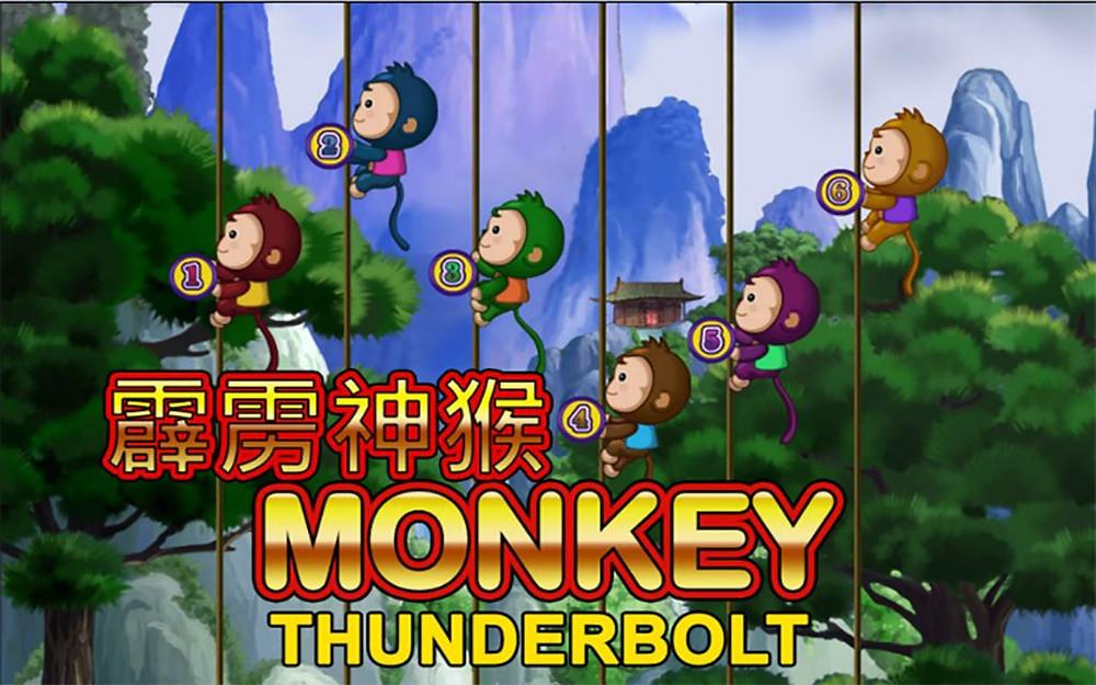 Monkey Thunderbolt 918Kiss/SCR888