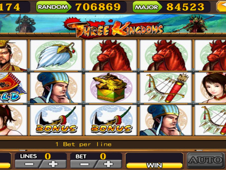 Tips Main Three Kingdom 918Kiss/SCR888