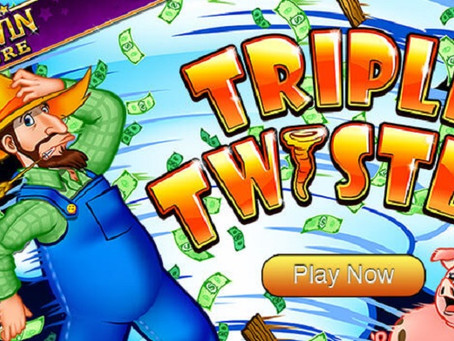 Trik Main 918Kiss Triple Twister Online Slot