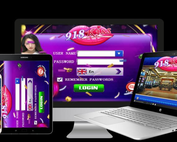 APK Android & IOS 918Kiss/SCR888