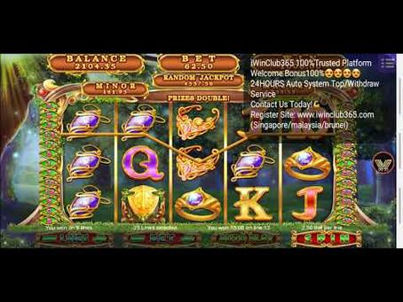 Hack Main Elven Magic Slot di Mega888