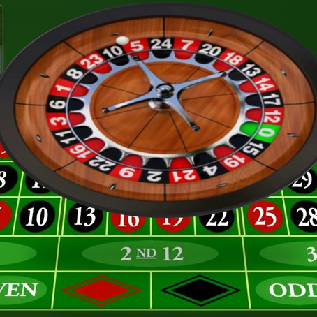 Tips menang main Roulette Online Malaysia