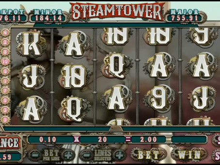 Tips Main Steam Tower 918Kiss/SCR888