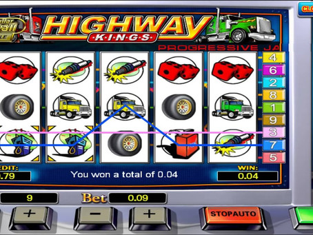 Cara Main Slot Highway King 918Kiss/SCR888