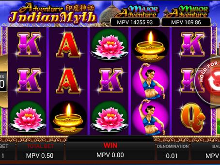 Slot Machine Myth 918Kiss/SCR888