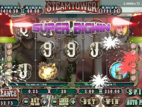 Tips Main Steam Tower 918Kiss Plus