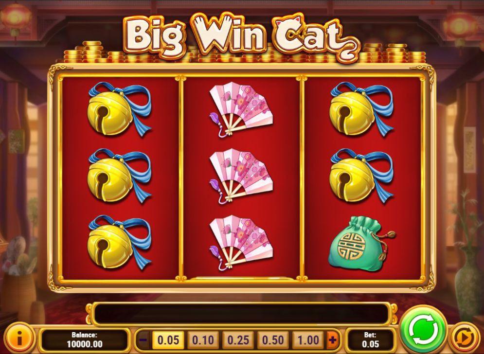 Bigwin cat mega888