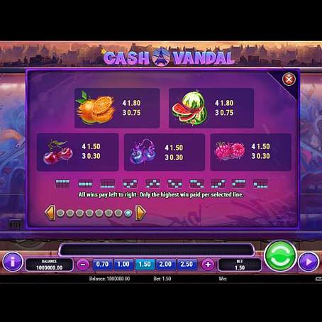 Cara & Tips Main Cash Vandal Mega888
