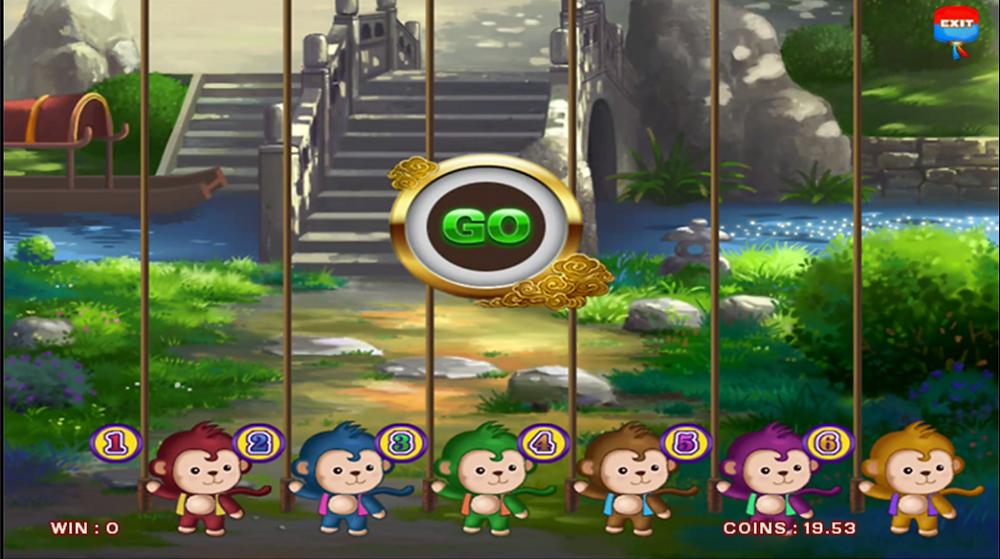 918Kiss Monkey ThunderBlot