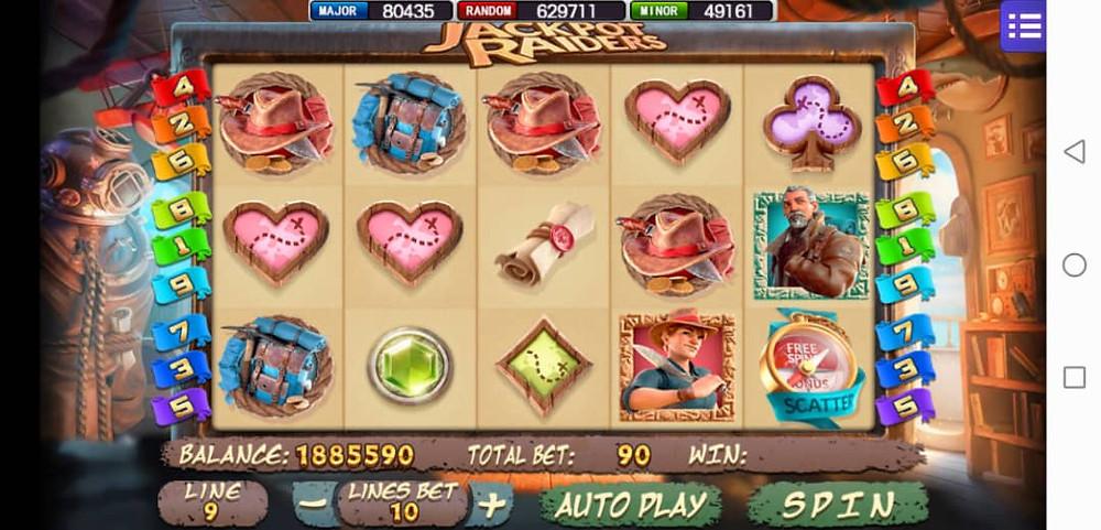 Online Casino Game Malaysia