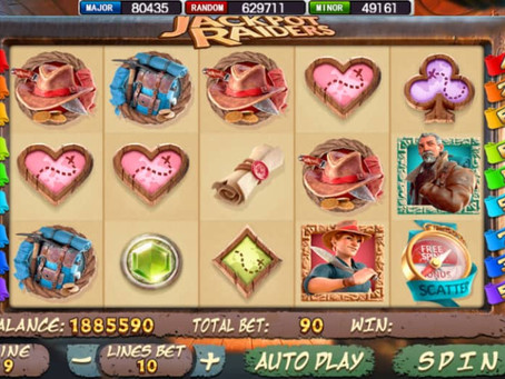 Teknik Yang Paling Berkesan Menang Online Casino Game