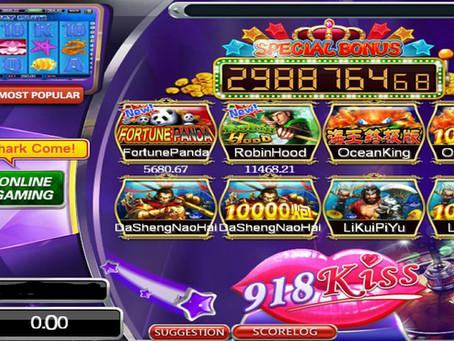 Tips Menang Random Jackpot di 918Kiss/SCR888
