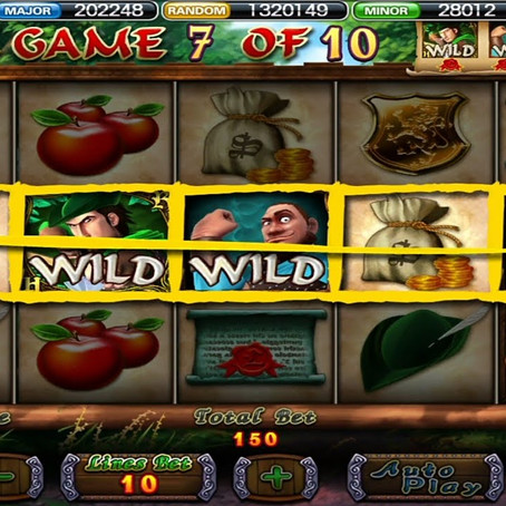 Panduan Main Robin Hood Mega888