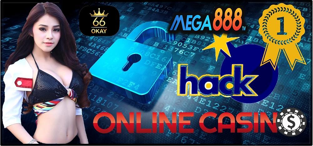 Mega888 Hack
