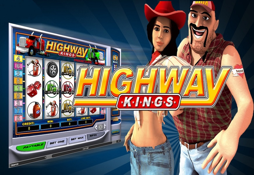 Highway King 918Kiss/SCr888