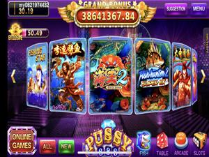 Pussy888 Online Casino