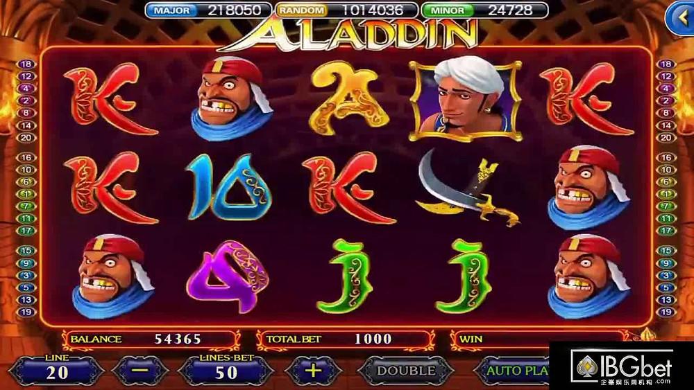 Aladdin 918Kiss