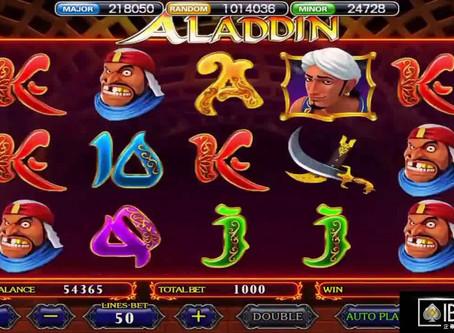Tips Main Aladdin Lamp 918Kiss