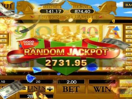 Online Slot BoyKing 918Kiss