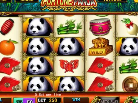 Cara Main Fortune Panda 918Kiss/SCR888