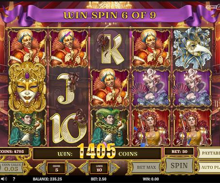 Tips Main Royal Masquerade Slot Mega888