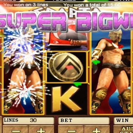 Cara Menang Sparta di 918Kiss Online Casino