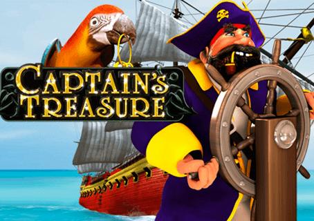 Trik Menang Captain Treasure 918Kiss/SCR888