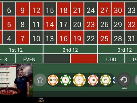 Cara-cara untuk Kira Kemenangan Roulette 918Kiss