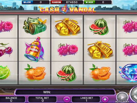 Tips Main Cash Vandal Mega888