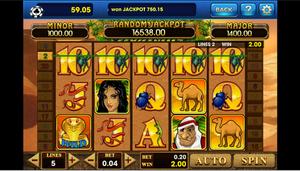 Desert Treasure Pussy888