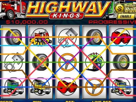 Cara Main Highway King Mega888