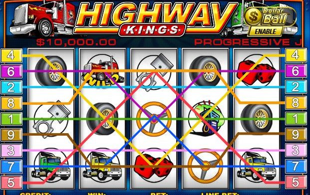 Highway King Mega888