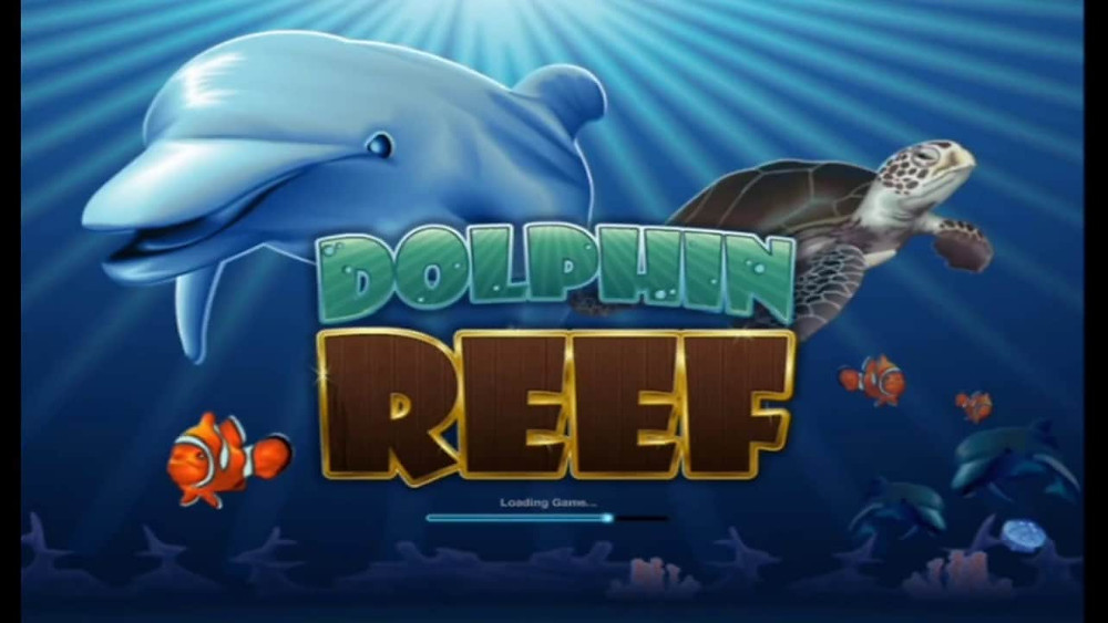 918Kiss Dolphin Reef